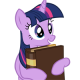Twilight Bookworm's Avatar